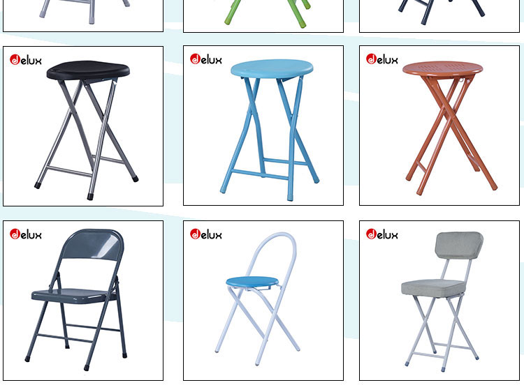 Factory Cheap Price Plastic Folding Chair for event