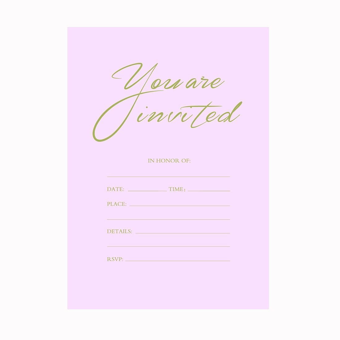 cheap bridal party invitation cards find bridal party invitation