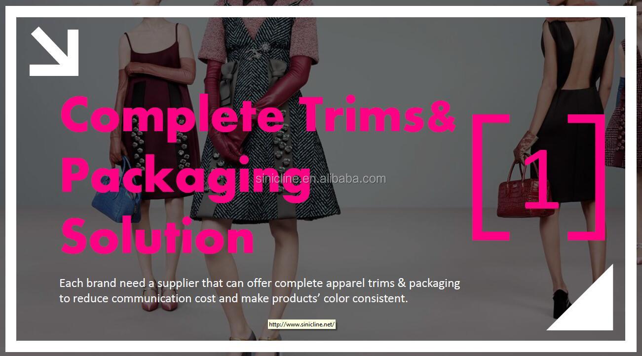 Sinicline High Luxury ลูกฟูกกระดาษ rose gold สีงานแต่งงานชุดกล่องชุดกล่องสำหรับเสื้อผ้าบรรจุภัณฑ์