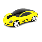 Best price car shape mouse wireless computer mouse with branding logo