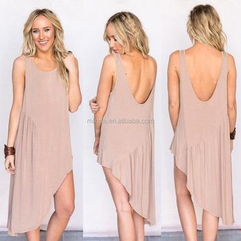 Layered Bohemian Dress