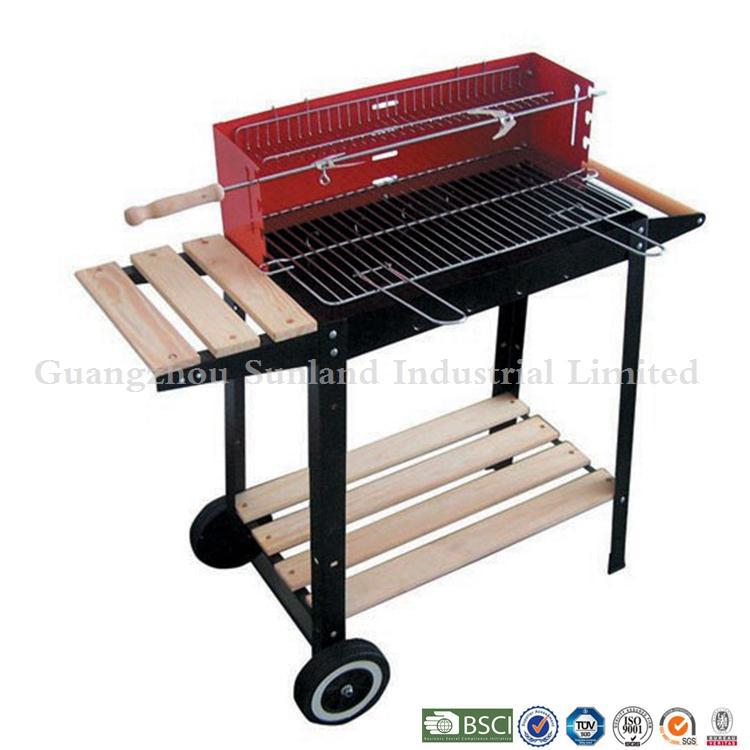 Customized Color Portable Barbecue Grill With Low Price