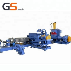 High Quality PC+ABS/PA+ABS/CPE+ABS/PP+EPDM mixing plastic pelletizing extruder