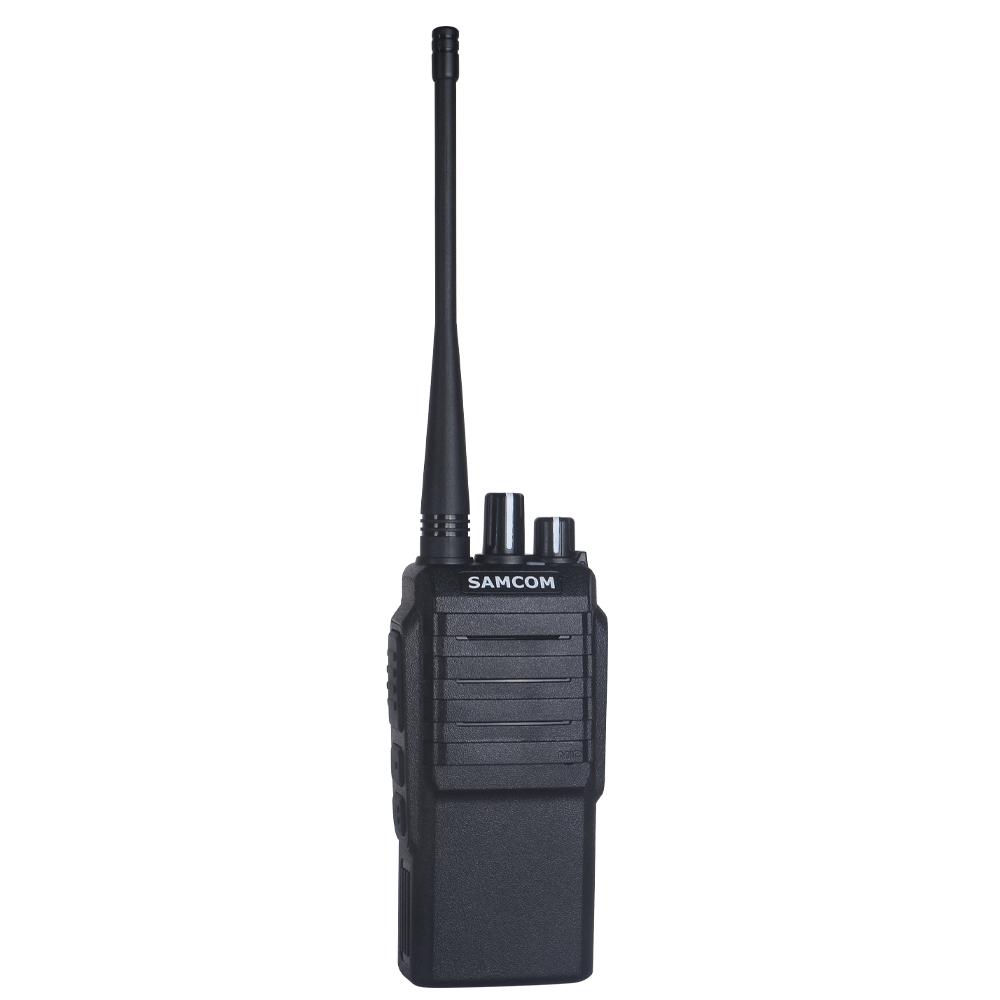 4G LTE IP Walkie Talkie Walkie Talkie Radio Sim Card GPS POC de Radiocomunicações SAMCOM NP-580