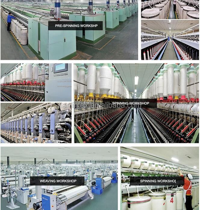Exports to South Korea cotton spandex fabric is 97%cotton 3%spandex