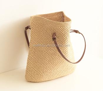 Rayon Raffia Taschegroße Bast Einkaufstasche 100 Hand Made Buy
