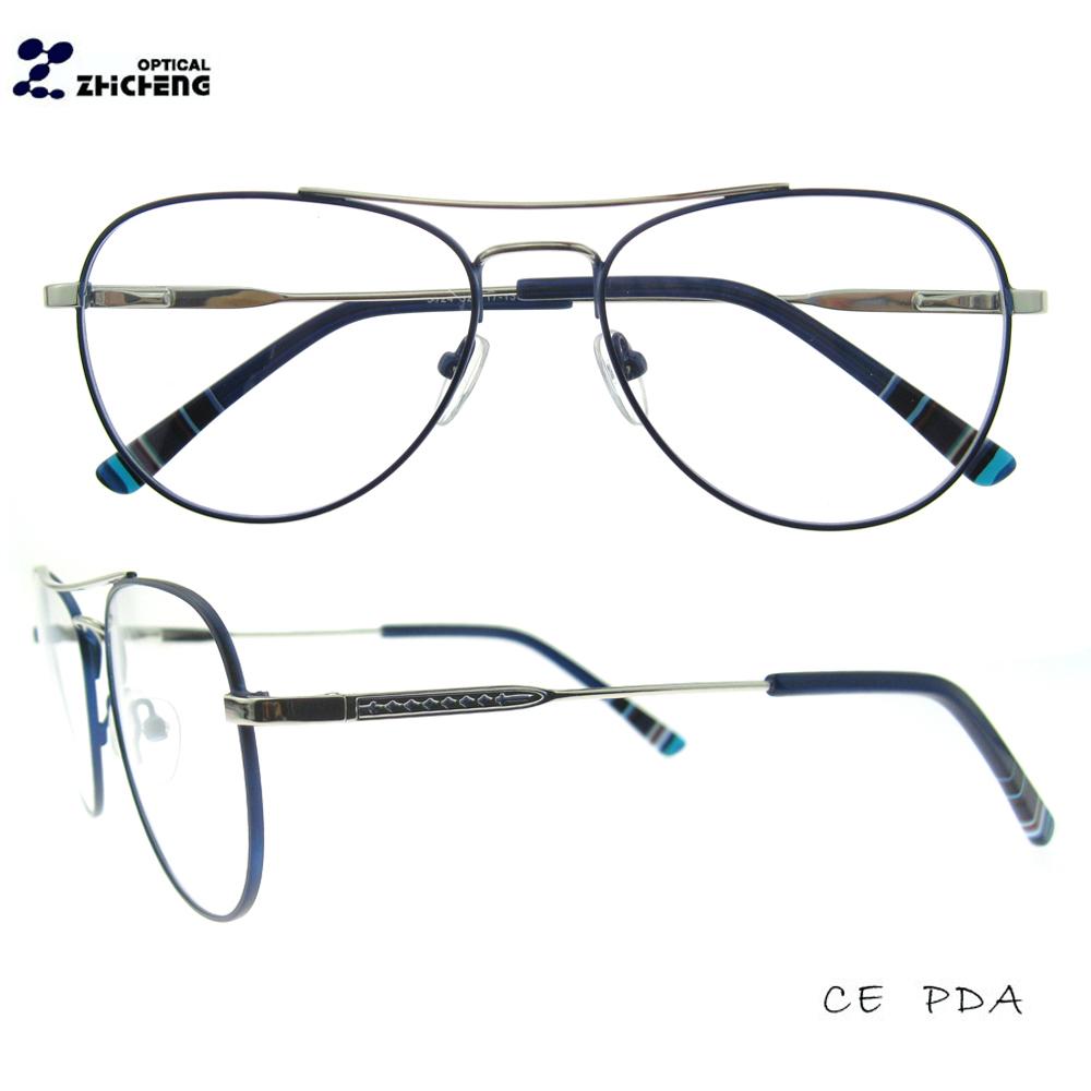 Gafas de titanio marco gafas de soldadura marco claro del color del ...