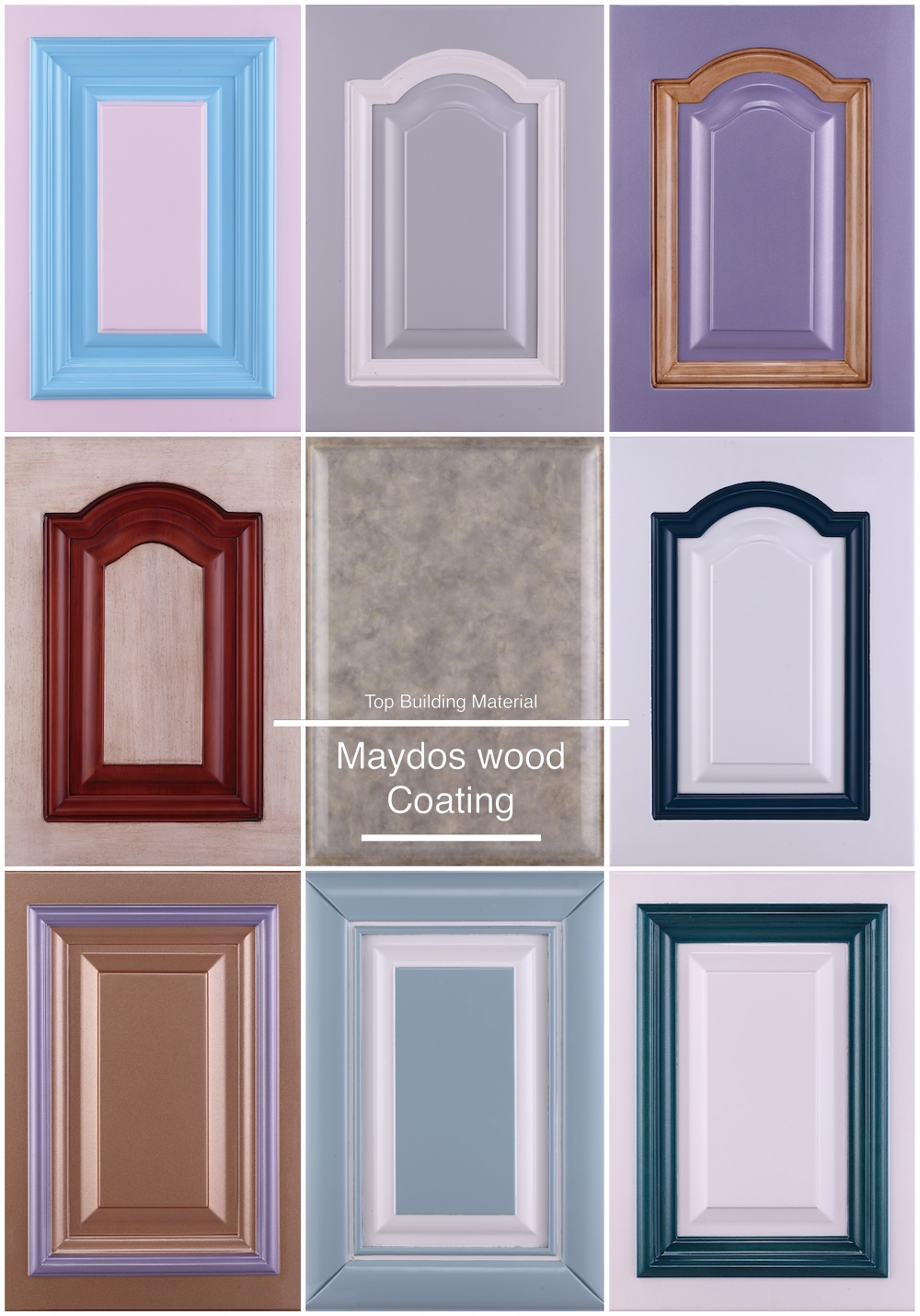 Maydos Zero VOC Water Based Acrylic Wood Paint for High Quality Furniture Coating