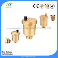 brass air release valve air vent valve