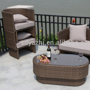 special design hotel sofa, garden stackable sofa