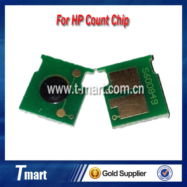 100% working universal toner cartridge reset chip for HP HP35A 435A CB435A P1005 P1006 count Chip ,Fully tested.