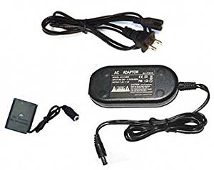 HQRP AC Adapter Works with Nikon EH-62D COOLPIX S200 S202 S203 S210 S220 S230 S3000 S4000 S80 S500 S510 S520 S600 S700 S5100 Digital Camera Plus Euro Plug Adapter