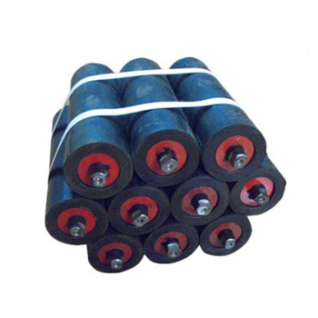 Customized industrial coal mine small rubber roller