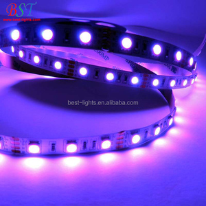 Top quality rope light 600 led strip 5050 christmas decoration rgb led 14.4w