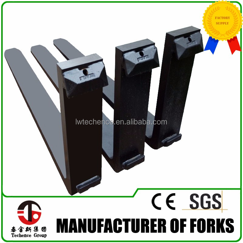 Low price truck type forklift fork