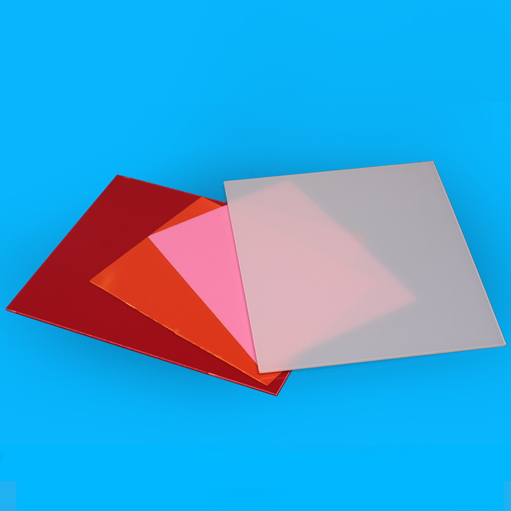 Double color ABS automotive interior and exterior ABS plastic sheet