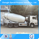Shaanxi big concrete mixer truck for sale in South Africa in kenya