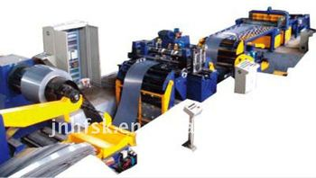 Coil Cutting Line Hfscl 2 1300 Optional Shearing Slitting