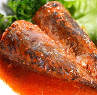 canned mackerel in tomato sauce for export