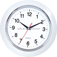 10 inch promotional plastic wall clock gift clock