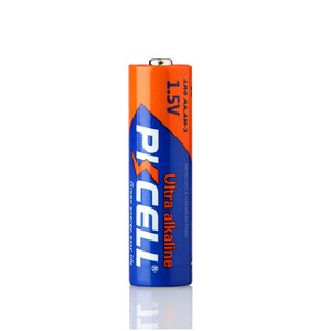 Hot selling 1.5v aa um3 alkaline battery lr6 for toys
