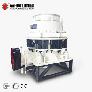 China professional spring conical crushing broken stone cone crusher mining equipment