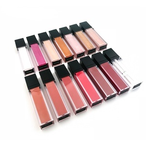 Good design cosmetic Long Lasting private label matte lipstick