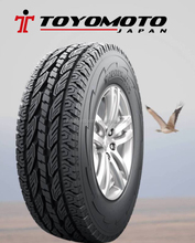 JAPAN SUV 4x4 TIRE TOYOMOTO JAPAN TIRE 275/55R20 for Sport Unitity Vehichles 4x4 SUV cars