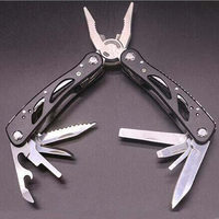14 in 1 Multi Functional Plier Outdoor Camping Tool with Nylon Pouch
