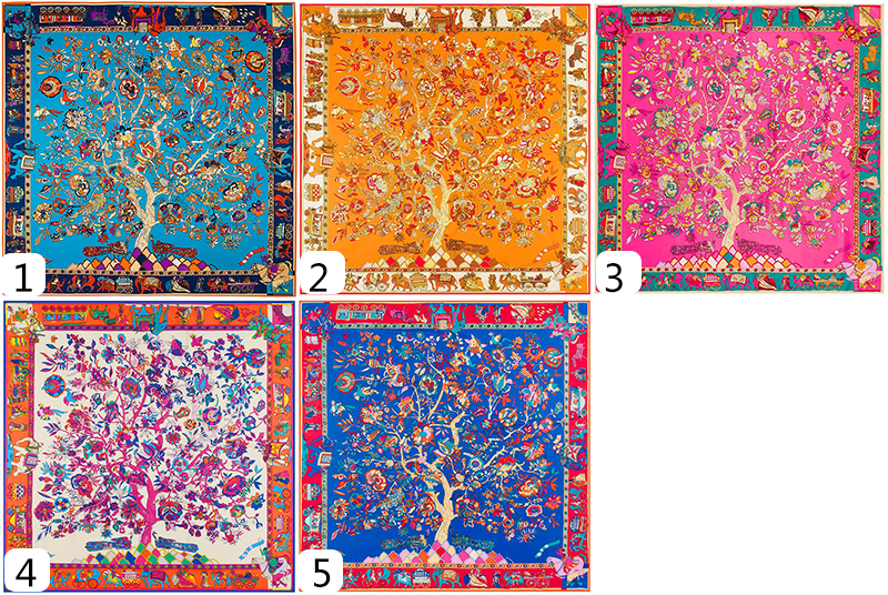Fashion New Stylish Colorful Silk Custom Spring And Autumn Lady Hijab Large Square Scarf