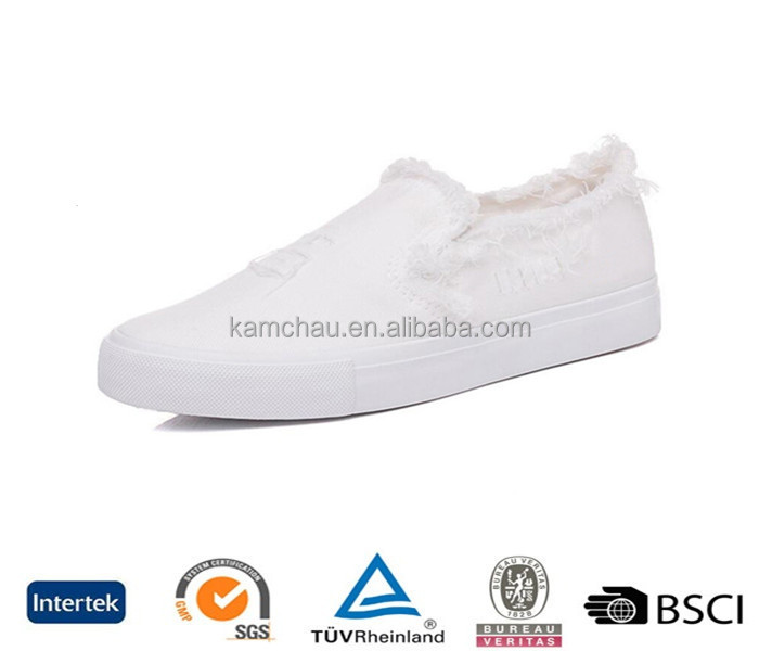 china custom print oem private logo lace up low top men white sneakers