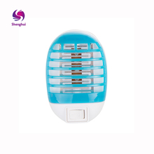 Mini <span class=keywords><strong>Mug</strong></span> <span class=keywords><strong>Killer</strong></span> Lampen LED Elektrische Mosquito Fly Insect Insect Trap <span class=keywords><strong>Killer</strong></span> Zapper Night <span class=keywords><strong>Lamp</strong></span> Lights Verlichting Sky Blue/ EU Plug