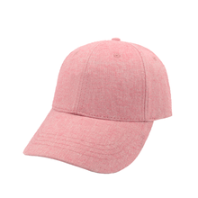 Custom Latest Design Personalised Ladies Sublimation Free Smaple Hat Pink Suede Baseball Cap