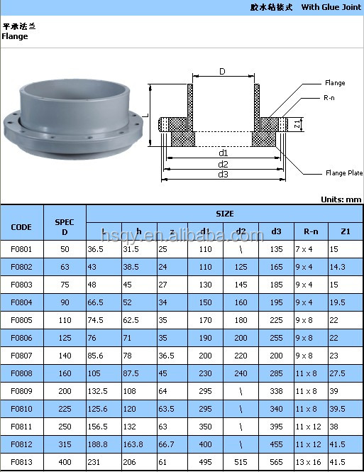 Pvc Pipe Fitting Puddle Flange Buy Pipe Flange Faucet
