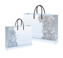 2015 China Custom Recycle paper bag printing