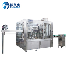 Soda water system/carbonate water drinks beverage filling machine/plant/line