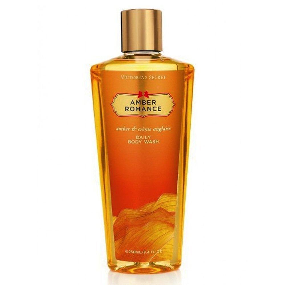f0c37d010fe Get Quotations · Victoria s Secret Fantasies Amber Romance Daily Body Wash  8.4 oz