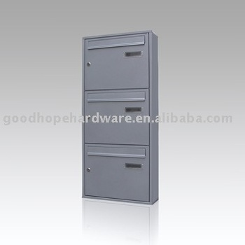 GH-WT13 powder coating apartment maillbox