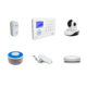 WIFI 3G Alarm system support WIFI IP Camera 8 languages Smart socket control home appliance Home automation kit