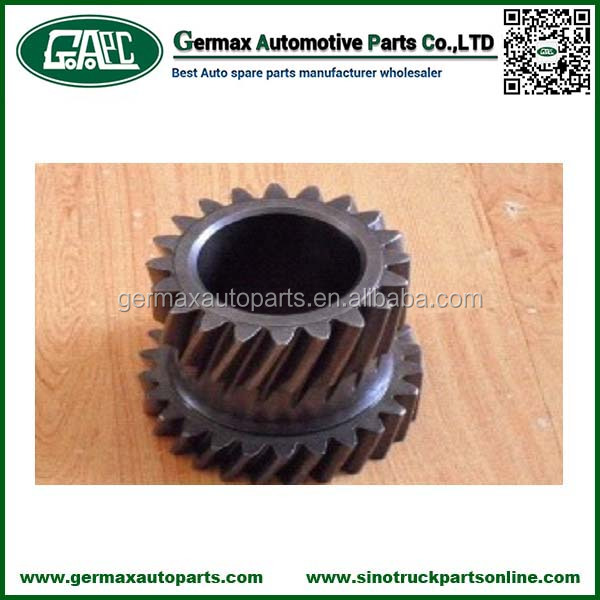 Guangzhou Truck 2159303002 Middle Intermediate Shaft 1/2 Gear for Sinotruk Howo Steyr Auto Spare Parts