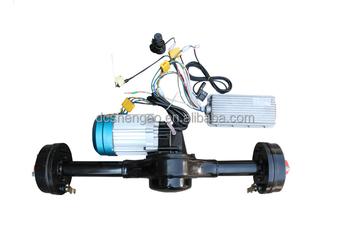 Car electric drive shaft bldc motor 3000w powerful for Add electric motor to drive shaft