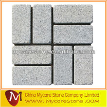 small grey fake paving stone