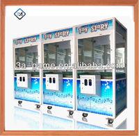 Toy claw machine / toy claw arcade machines/slot game machine crane machine slot gift toy catcher machine