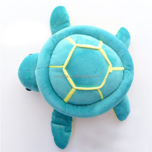 Wholesale stuffed plush sea animals kids toy custom soft turtle plush toy