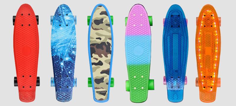 31 * tamanho e 100% de Bordo Canadense 8 Material em branco skate