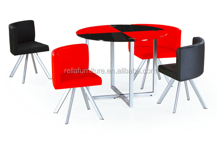 red and black dining table, red and black dining table suppliers and