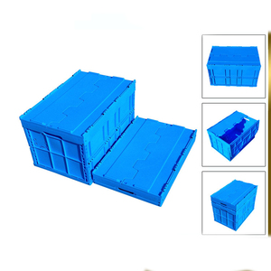 plastic collapsible storage box containers for food