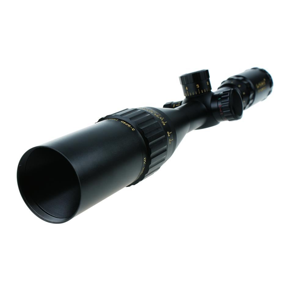 tactical hunting equipment ar 15 accessories gun sight optic rifle scope KB3-9x40 AOME