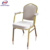 Modern Comfortable Metal Banquet Iron Chair On Sale