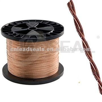 SW-001 soft Copper Sealing wire